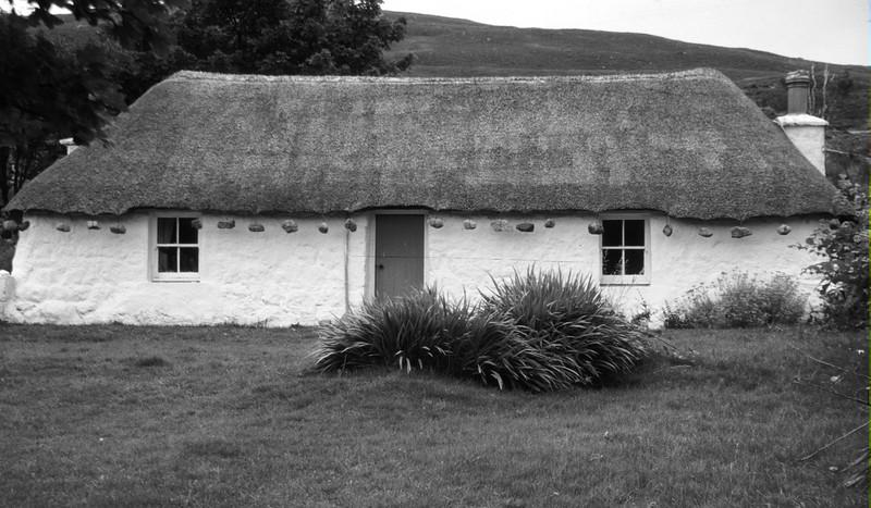 Thatched House, Luib, Skye