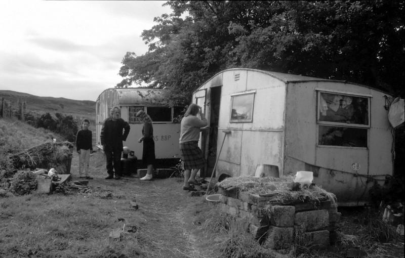 Caravans, Skye