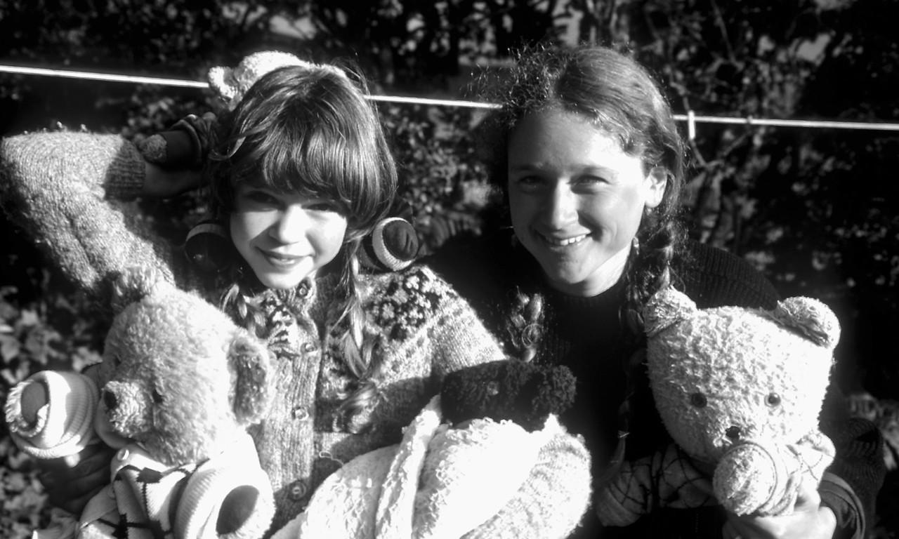Jenny and Ursi, Skye