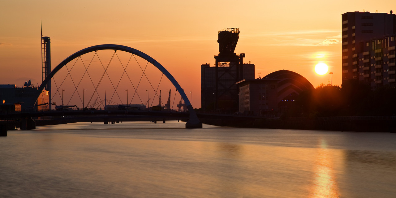The River Clyde