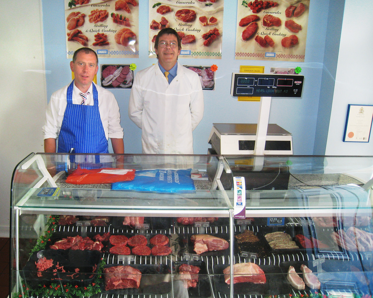 Tobermory Butcher Shop