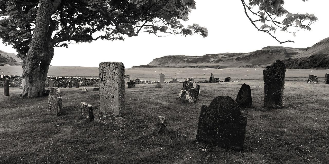 Graveyard, Calgary Beach