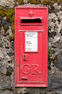 Mailbox, Isle of Mull