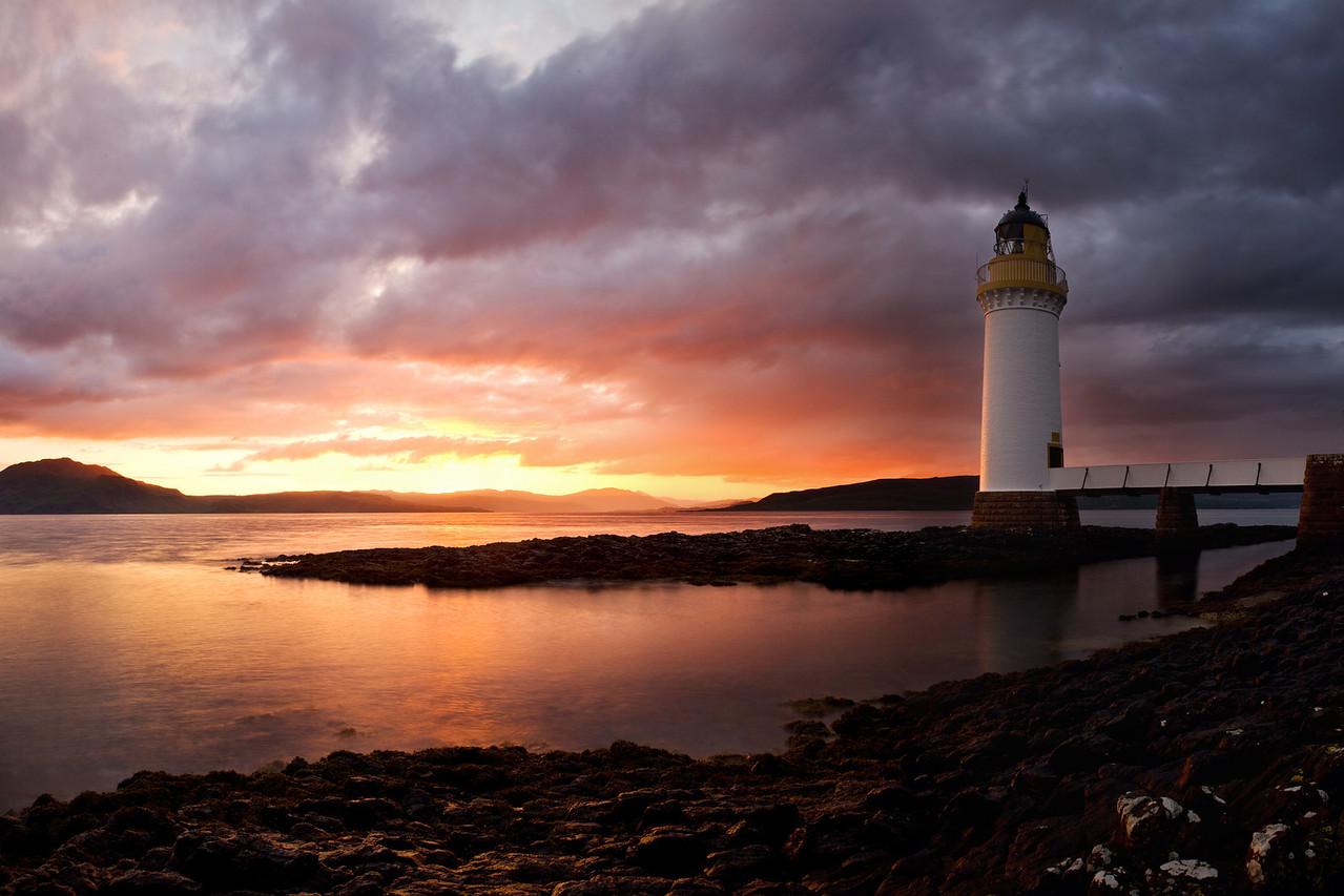 Tobermory Lighthouse