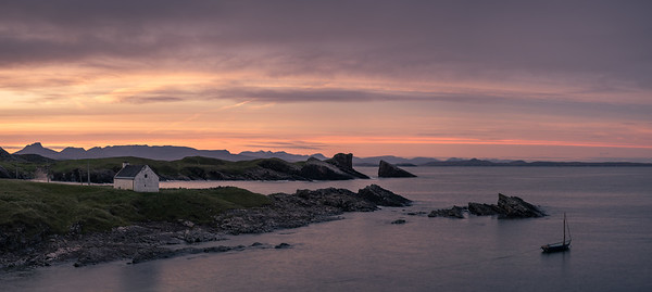 Clachtoll Bothy Sunrise