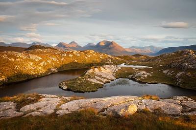 Torridon Lochan, Scotland