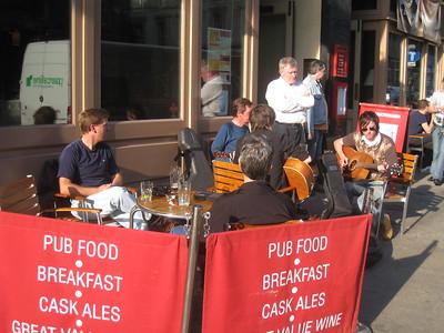 Streetside, Sauchiehall