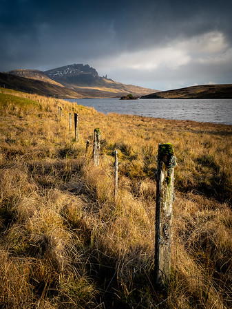 The Fence and The Storr