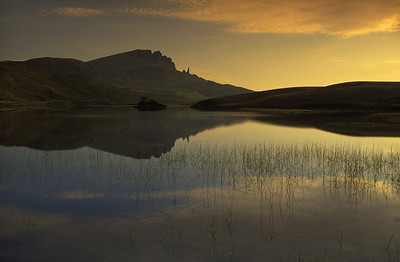 Old Man Of Storr at dawn, Skye