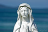 Virgin Mary statue, Eriskay