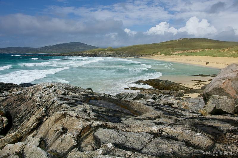 Scarista beach, S. Harris