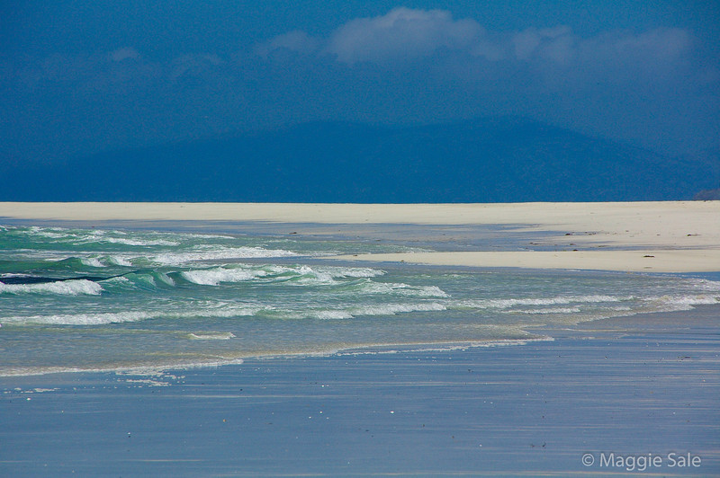 Berneray beach