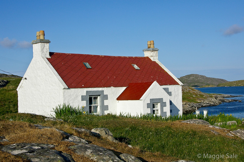 House on Barra