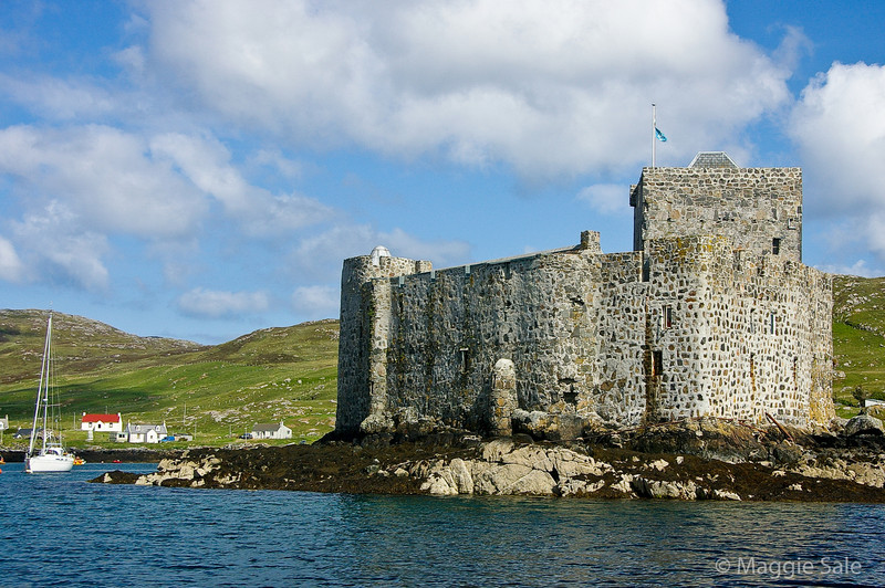 Kisimul Castle, Castlebay, Barra