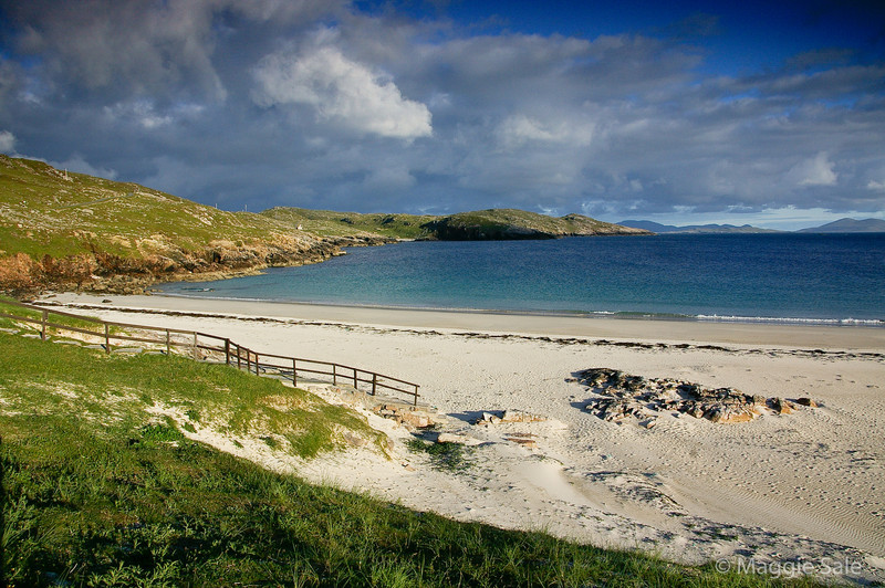 Huisinish beach, S. Harris