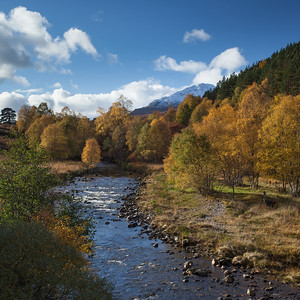 AUTUMN IN GLEN AFFRIC III