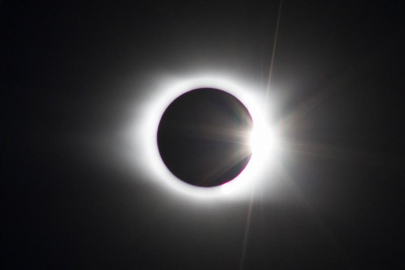 Solar Eclipse, Sandy Run, SC 8_21_17 IMG_7013