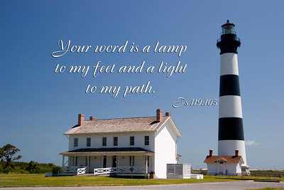 Lighthouse Scripture