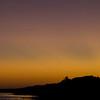 Sunset over Grignan