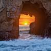 Portal Sunset