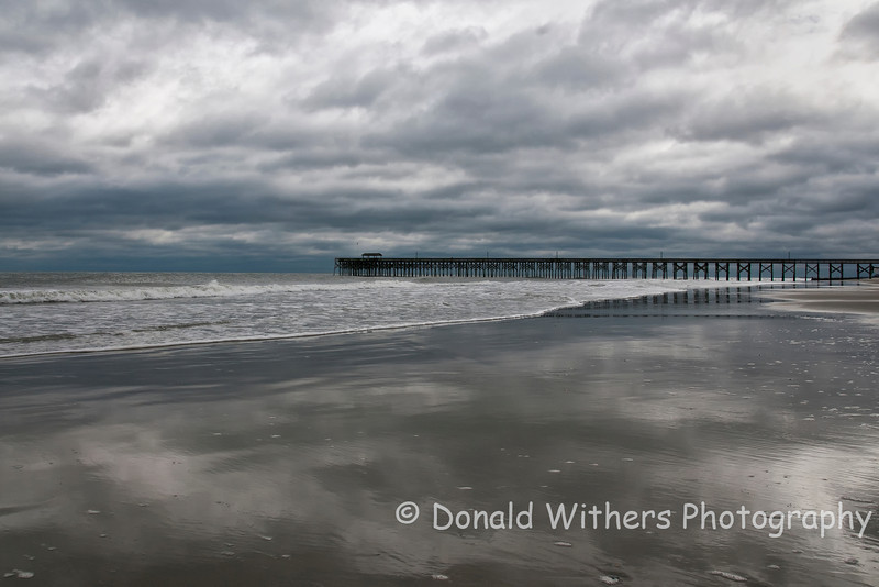 After the Storm | Pawleys Pier