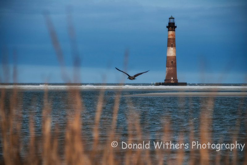 Morris Island Lighthouse | Folly Beach