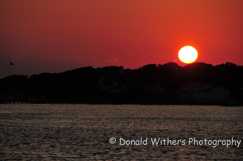 Ball of Fire | Bald Head Island