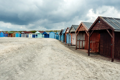 Beach Huts2, West Wittering