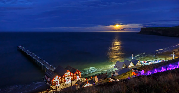 East Coast Moonrise
