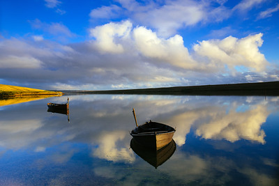 Chesil Beach Rowing Boats