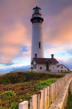 Romance with Pigeon Point