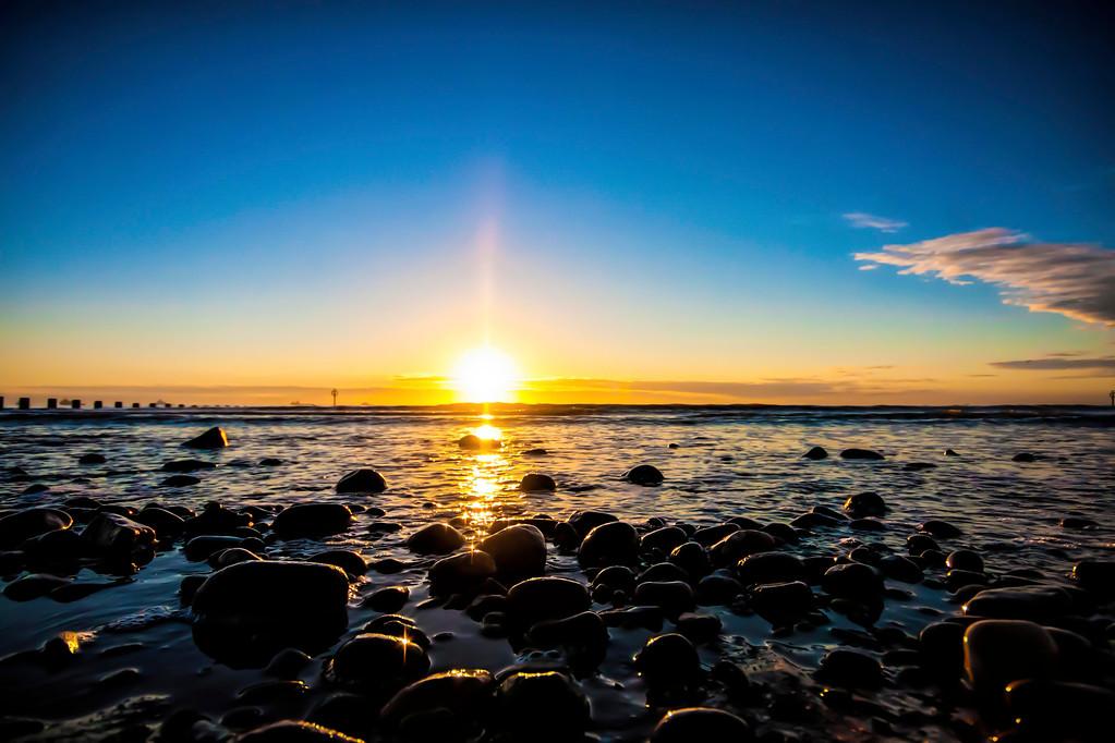 Aberdeen Beach Sunrise 19 09 2015