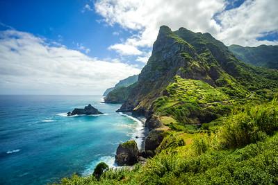 Madeira vantage point