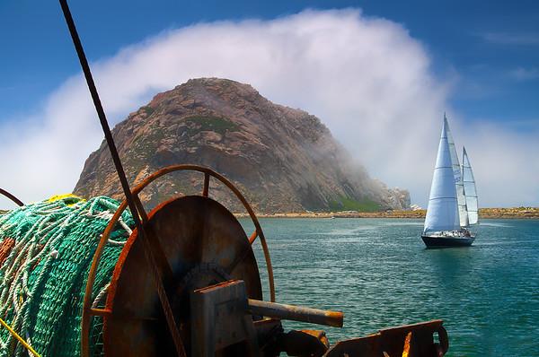 The Rock at Morro Bay
