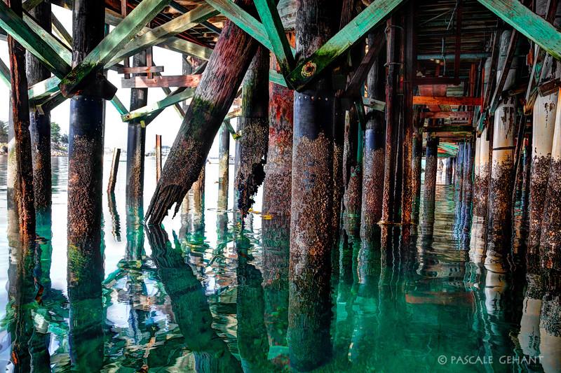 Under the pier 2