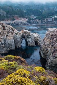 Point Lobos Sea Arch