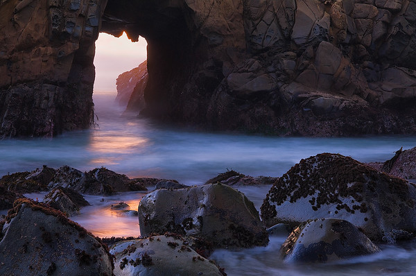 Pfeiffer Rock Arch