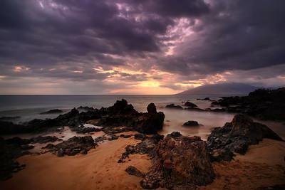Maui, Hawaiian Islands  Shot with digital