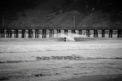 Right Winter Swell Avila Beach