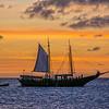Sunset in Aruba