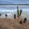 Sandsend Groynes (long exposure)