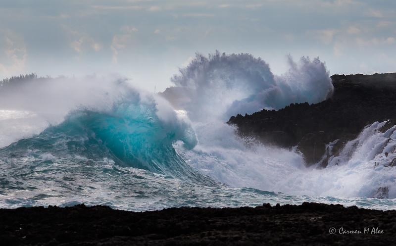 Blue Rage, Eleuthera