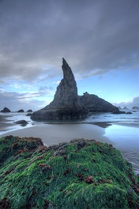 Bandon Beach Seastack