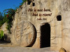 He is not here, but is risen!
