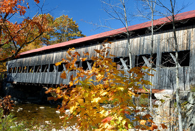 Dugway Covered Bridge - NH