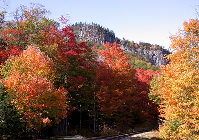 Arethusa Falls / Frankenstein's Cliff Trail - NH