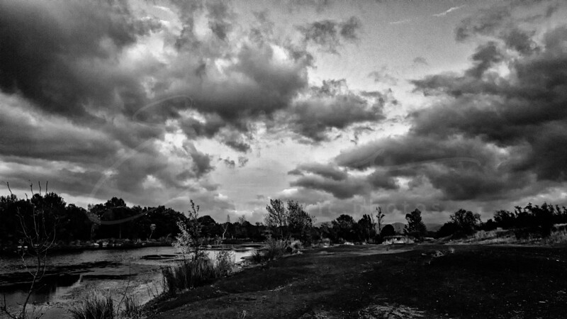 les nuages et le lac | the clouds and the lake