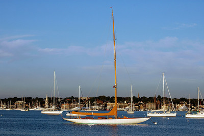 Newport Harbor - Newport RI