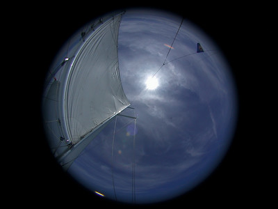 Sailing - Fisheye Lens