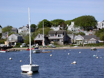Nantucket Harbor - Nantucket MA